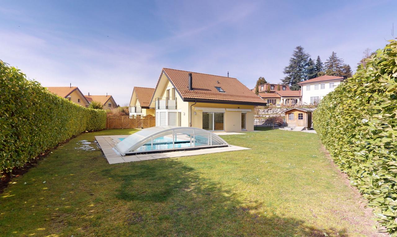Buy it House in Vaud Blonay