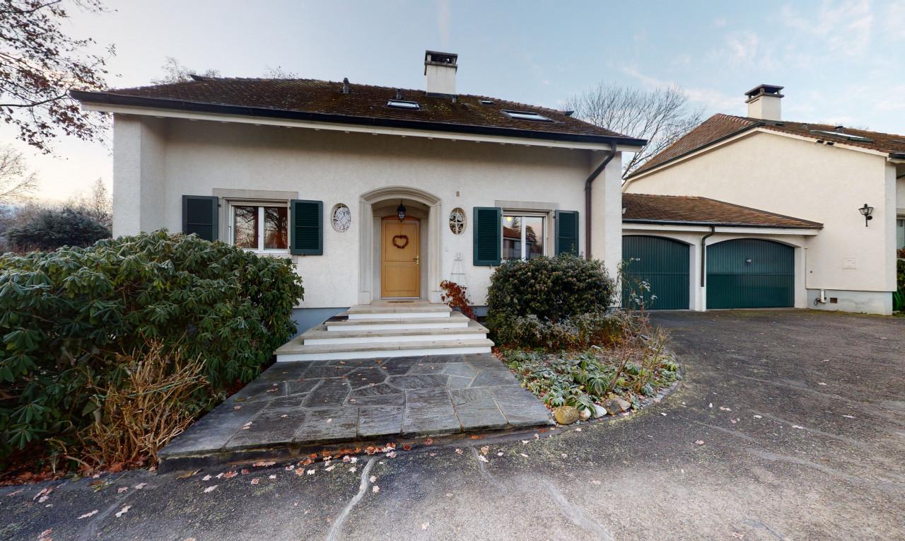 House  for sale in Geneva Troinex