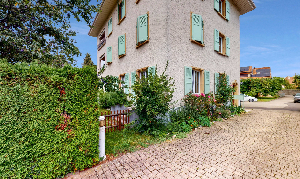 Immeuble de rendement à vendre à Vaud Yverdon-les-Bains
