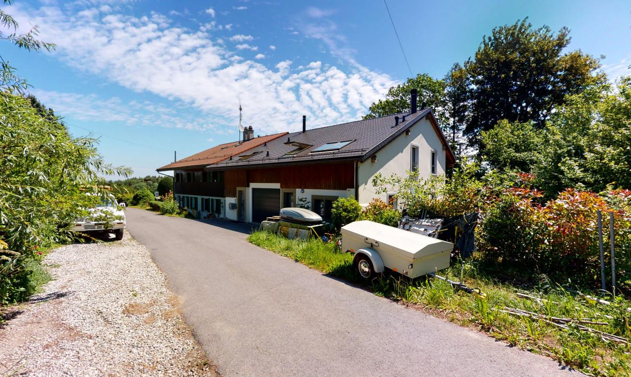 Appartement  à vendre à Vaud Les Cullayes
