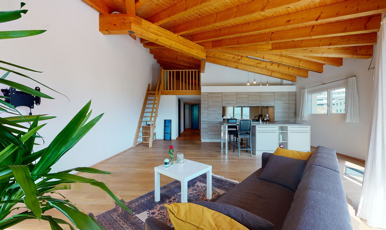Buy it Apartment in Valais Sierre