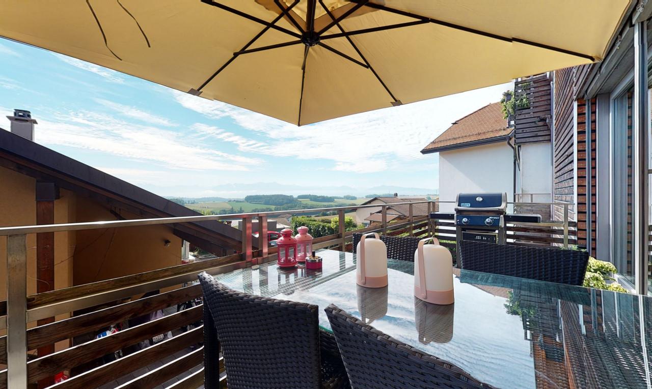 Achetez-le Appartement dans Vaud Vullierens