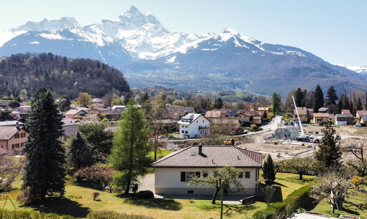 Achetez-le Maison dans Vaud Bex