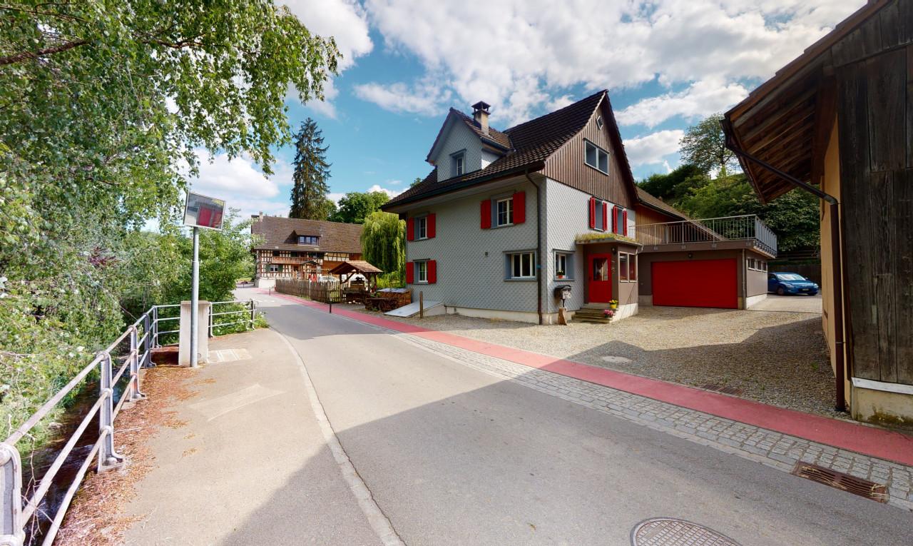 Haus zu verkaufen in Thurgau Amlikon-Bissegg