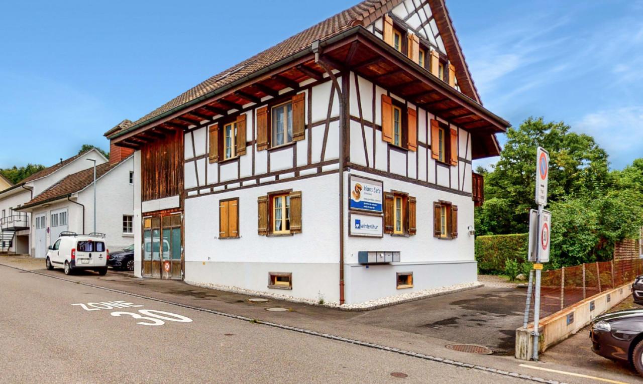 Renditeobjekt zu verkaufen in Aargau Fislisbach
