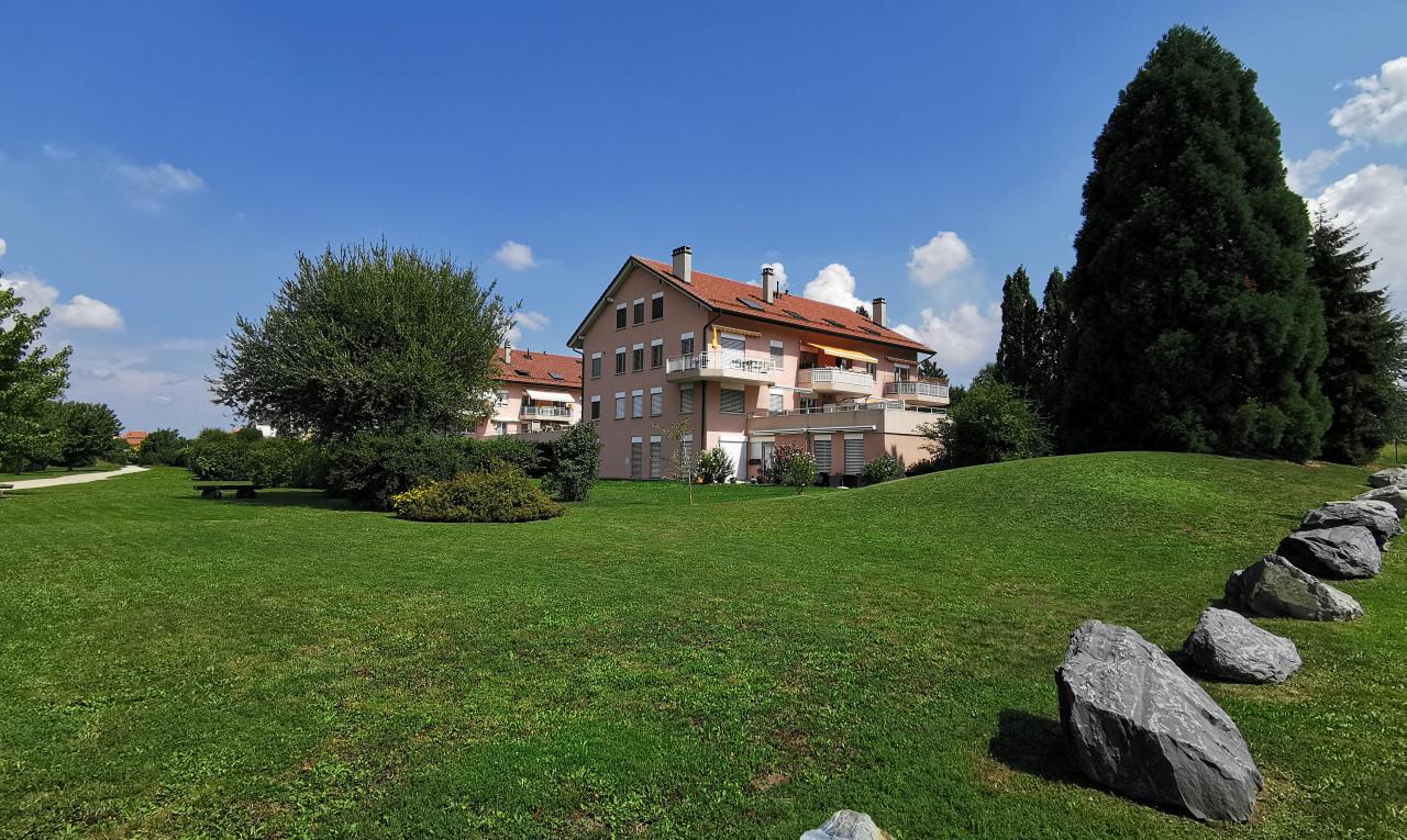 Apartment  for sale in Vaud Etagnières
