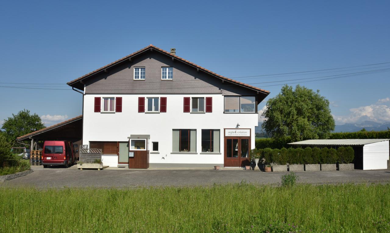 Maison à vendre à Vaud Vucherens