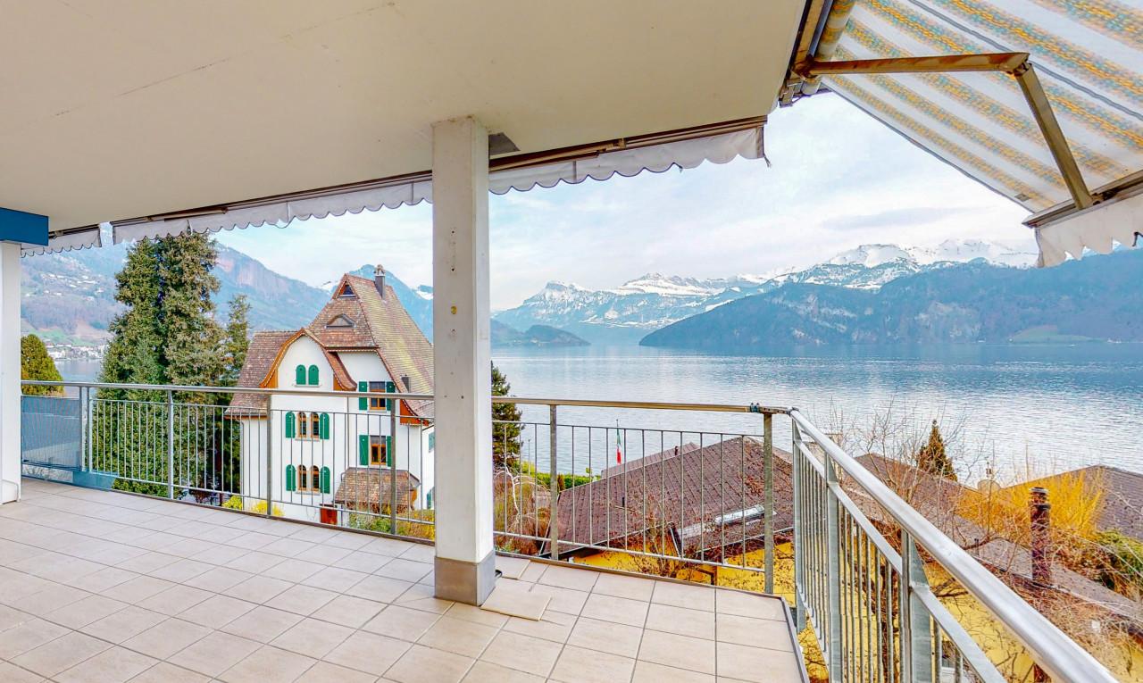 Wohnung zu verkaufen in Luzern Weggis