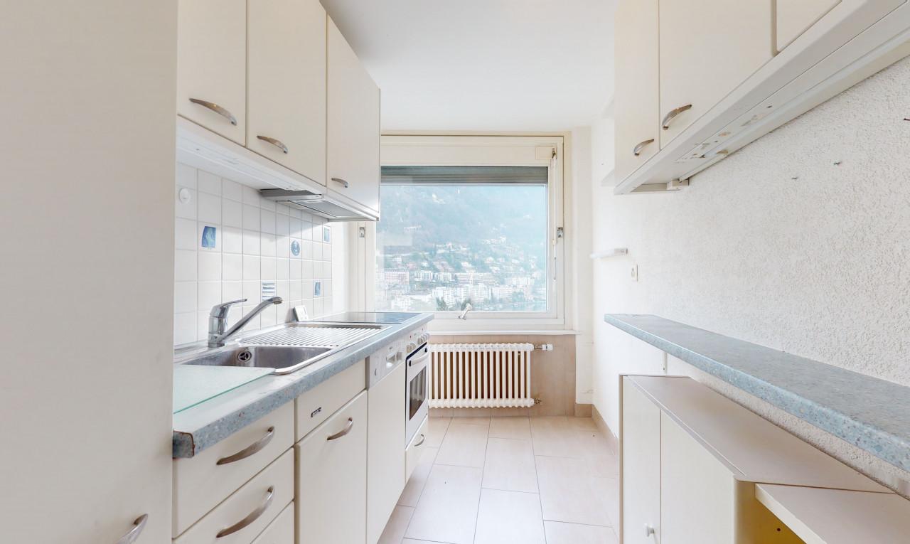Achetez-le Appartement dans Vaud Montreux