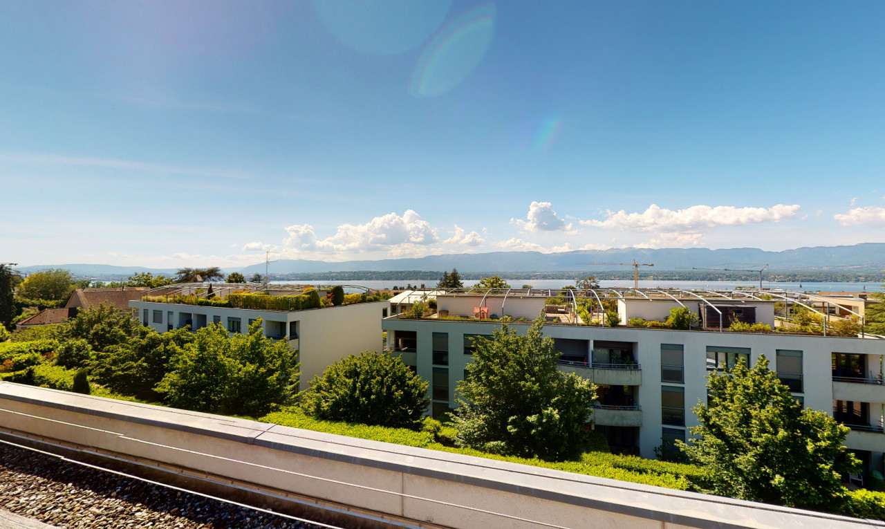 Apartment  for sale in Geneva Vésenaz