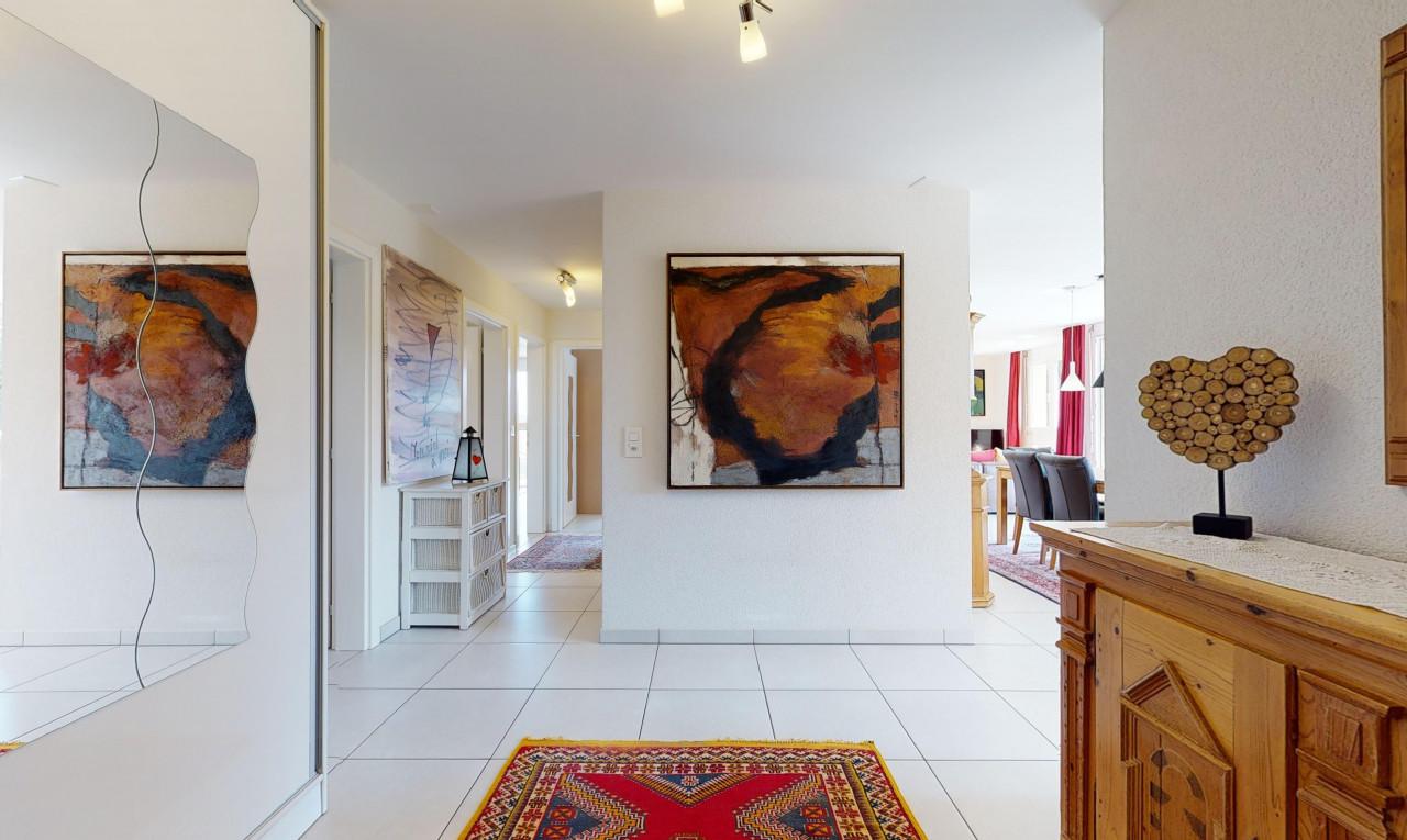 Achetez-le Appartement dans Fribourg Léchelles