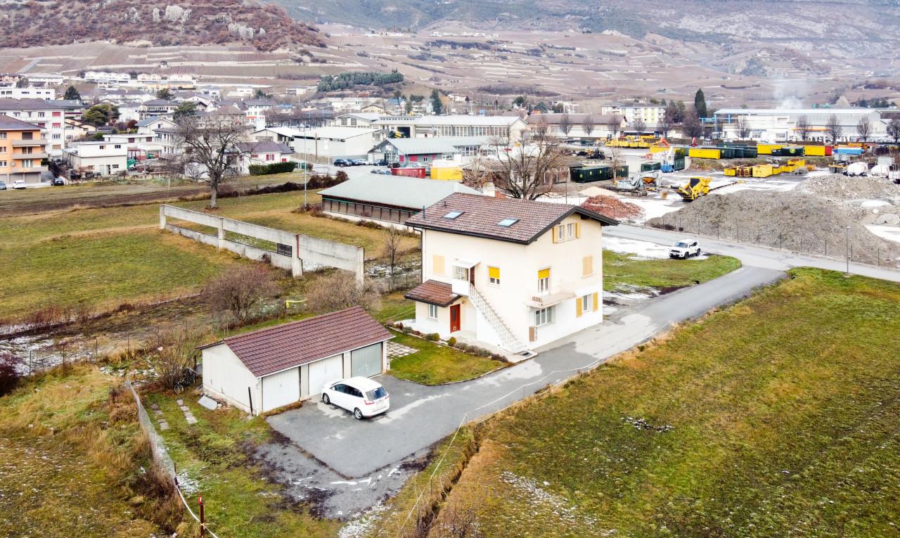 Immeuble de rendement  à vendre à Valais Sierre