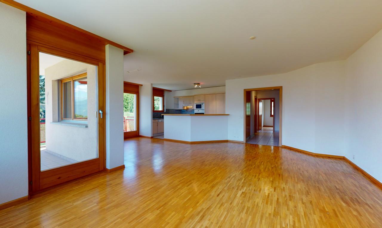 Achetez-le Appartement dans Valais Venthône