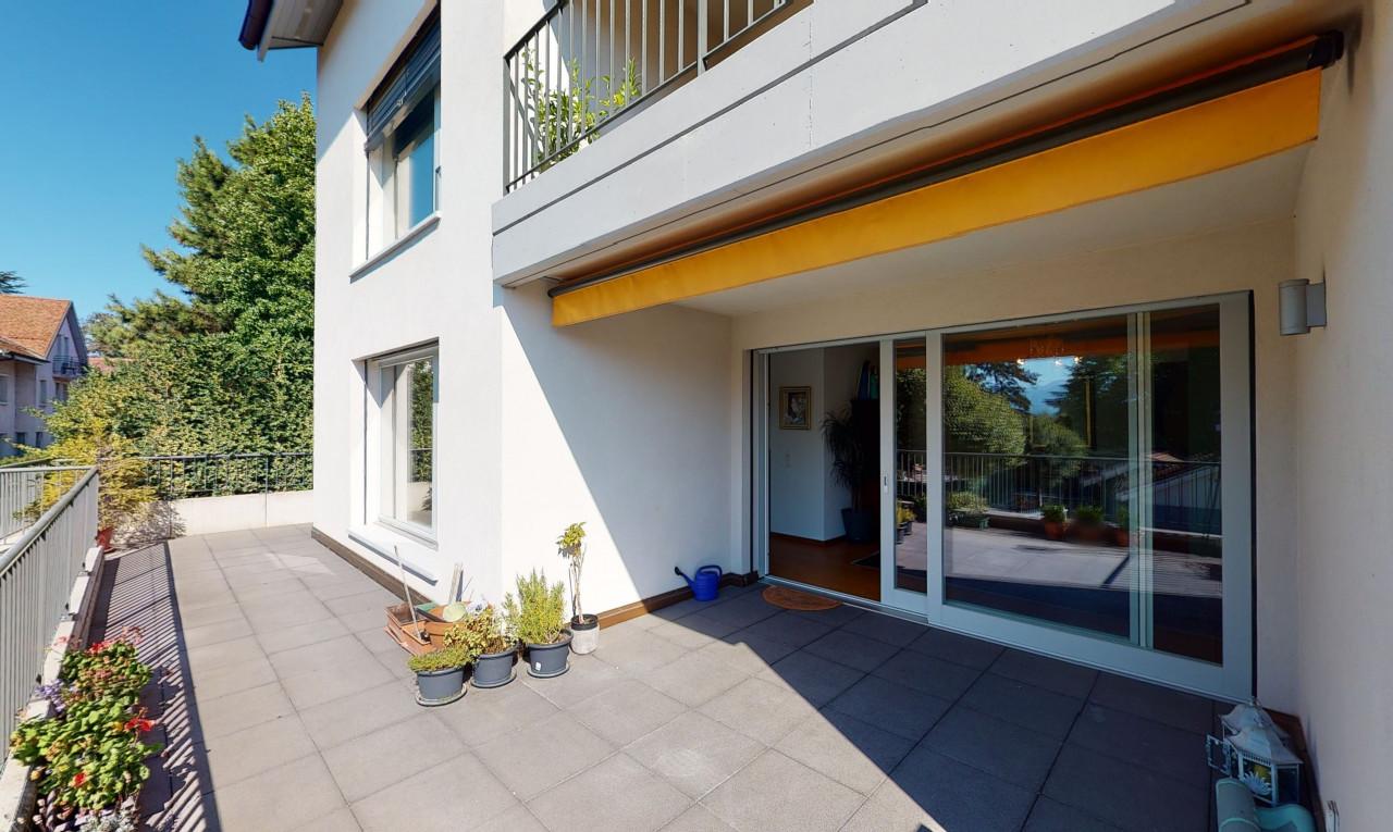 Apartment  for sale in Geneva Anières