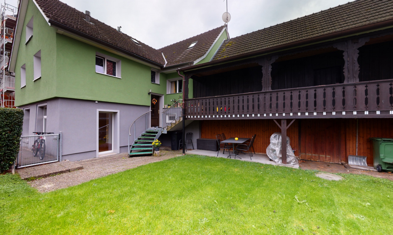 House  for sale in St. Gallen St. Margrethen SG