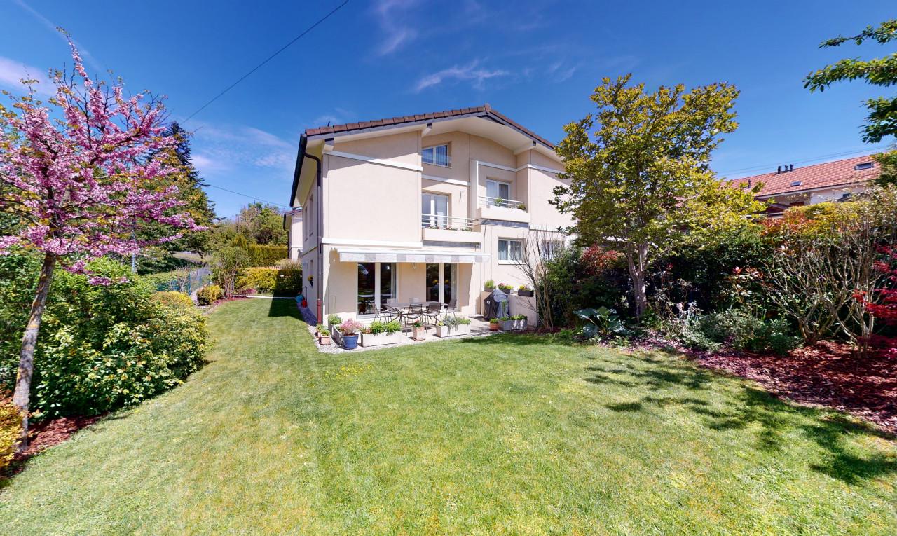 House  for sale in Geneva Satigny