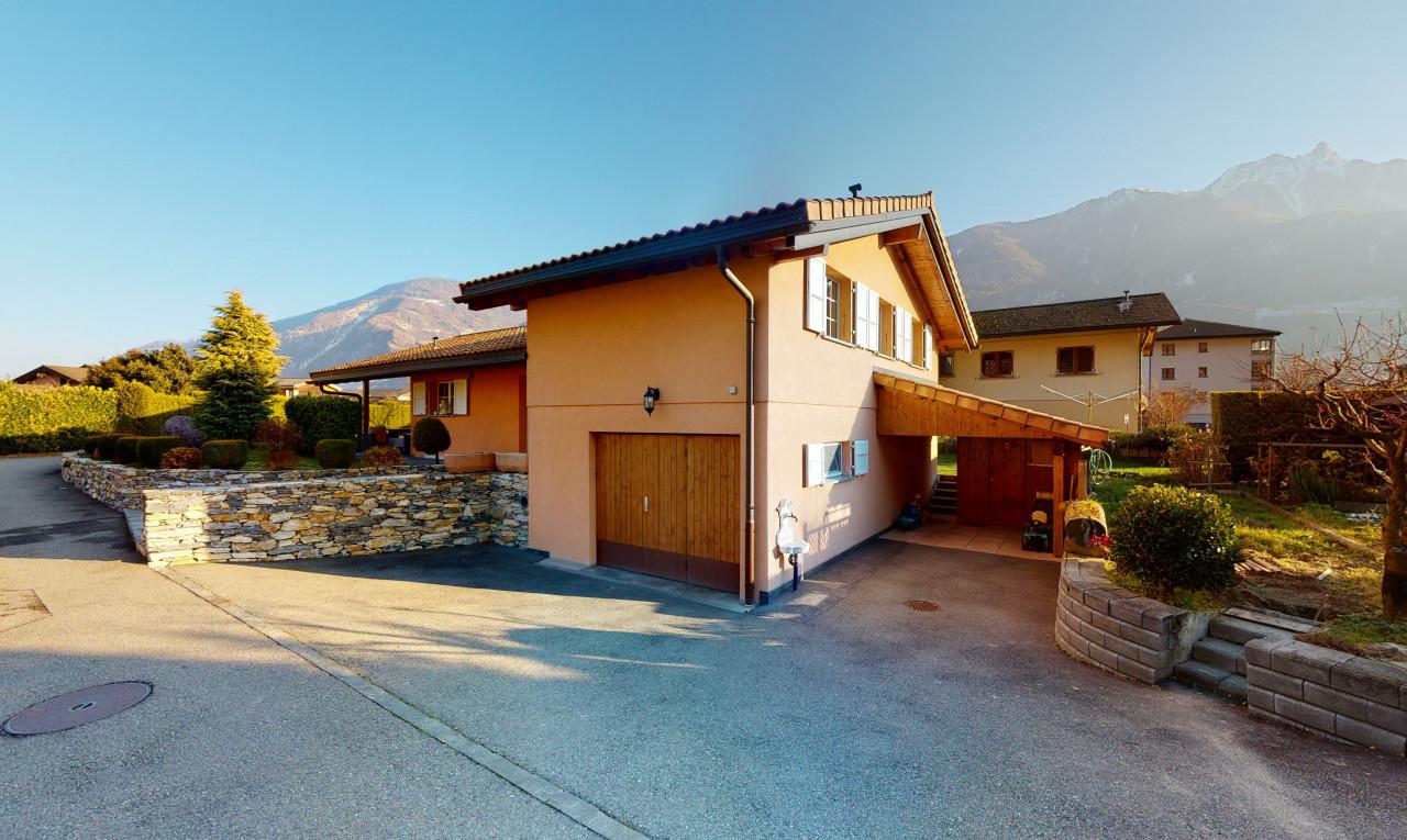Maison à vendre à Valais Saillon
