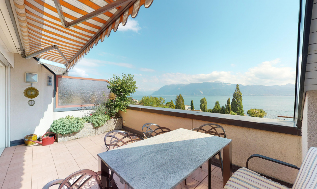 Apartment  for sale in Vaud Pully