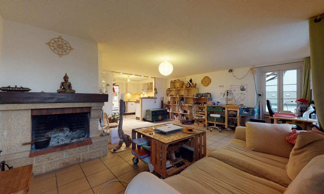 Achetez-le Appartement dans Valais Vionnaz