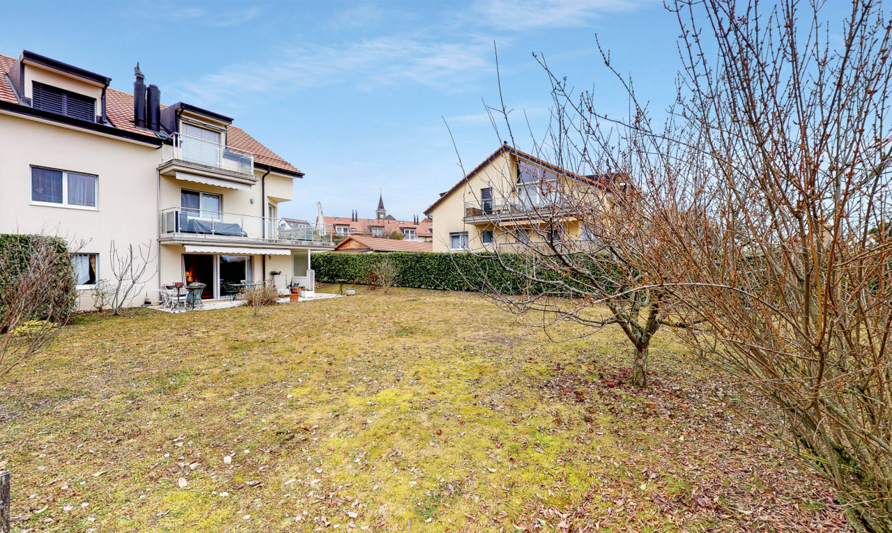 Buy it Apartment in Vaud Vufflens-le-Château