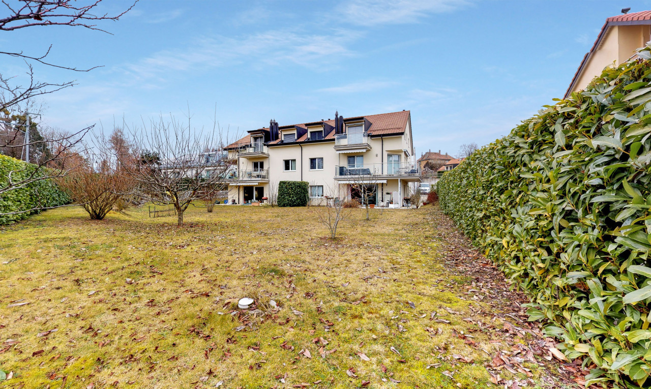 Apartment  for sale in Vaud Vufflens-le-Château