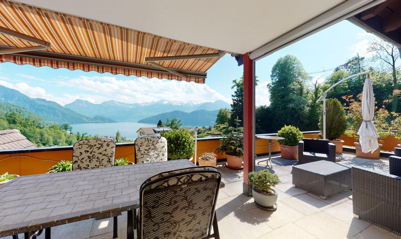 Appartement à vendre à Lucerne Weggis