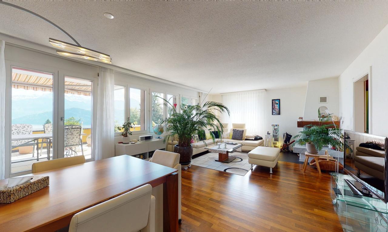 Achetez-le Appartement dans Lucerne Weggis