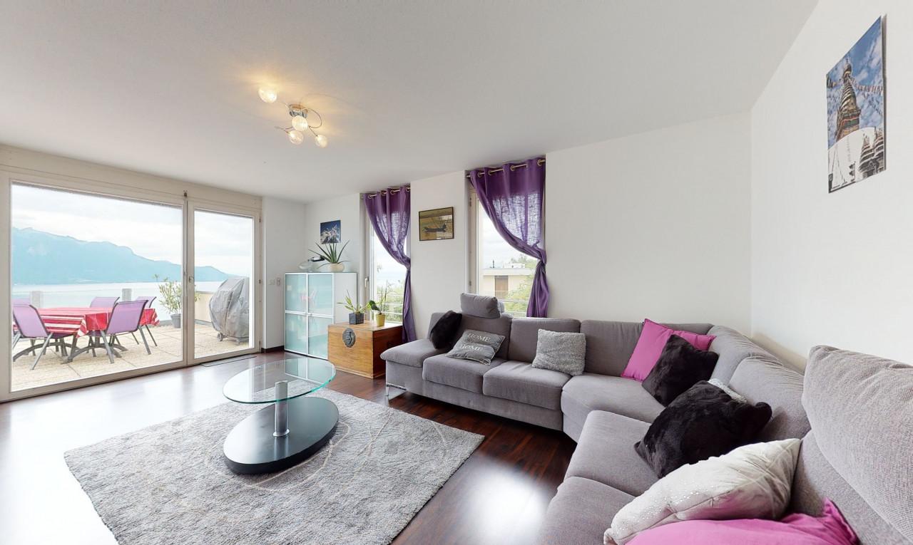 Achetez-le Appartement dans Vaud Chernex