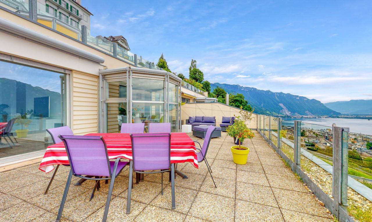 Appartement à vendre à Vaud Chernex