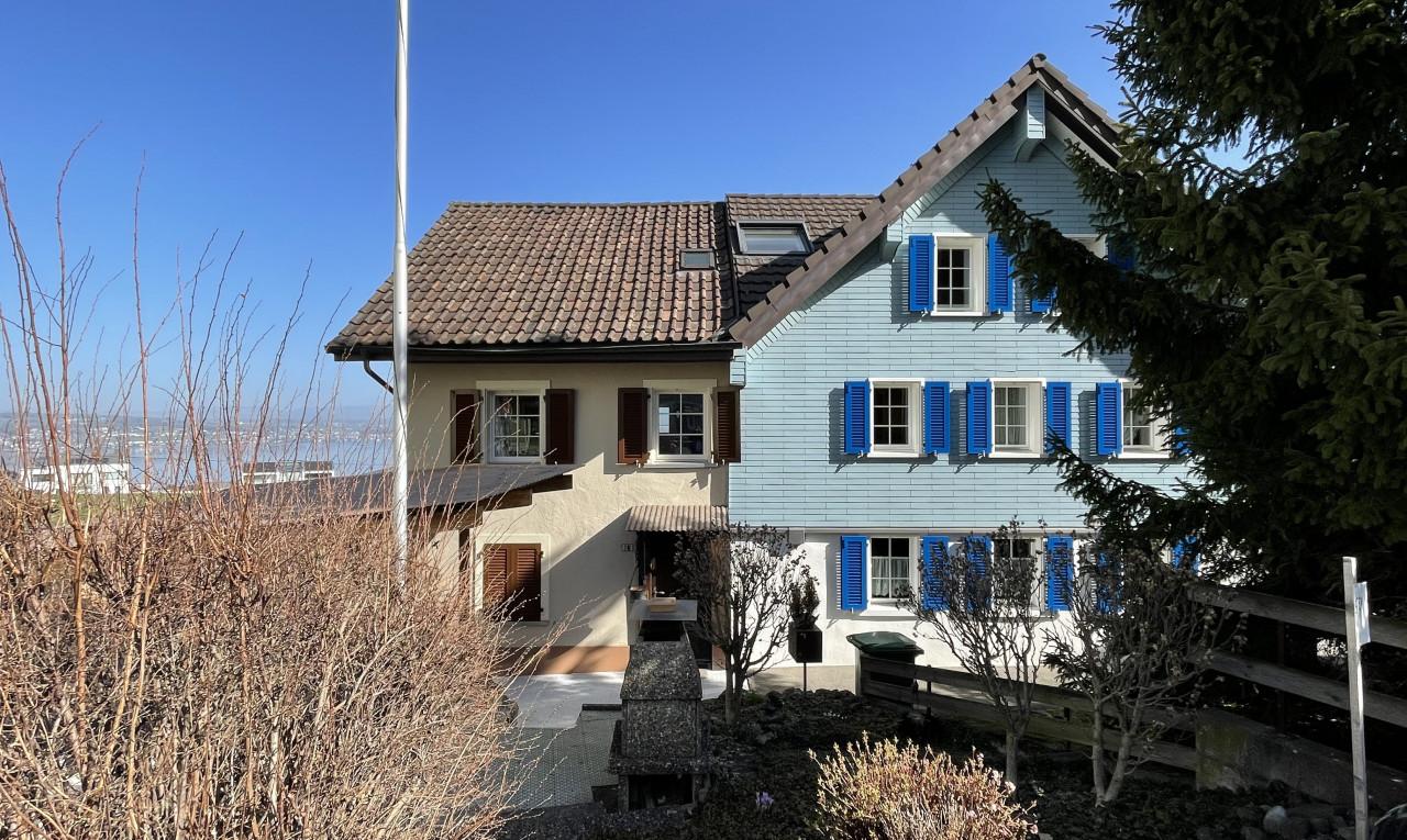 Haus zu verkaufen in Schwyz Wollerau