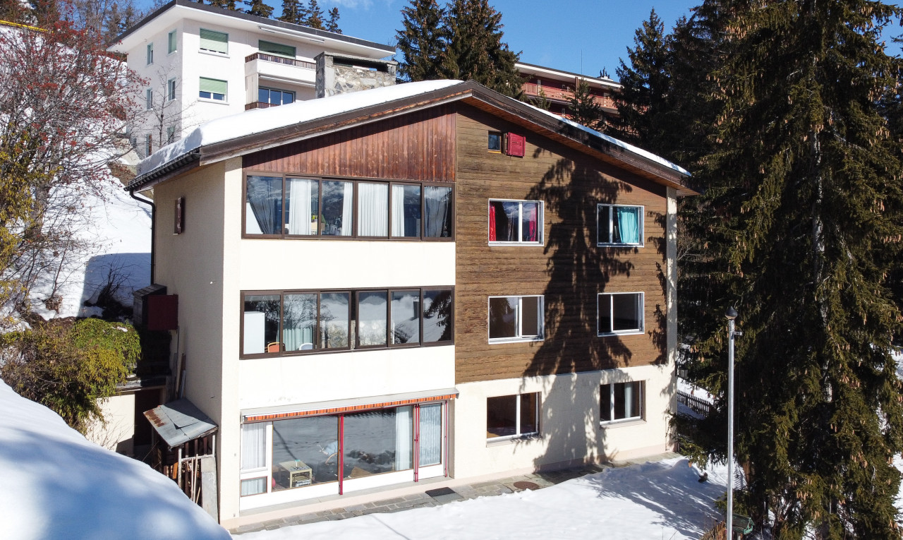 Investment property  for sale in Valais Montana