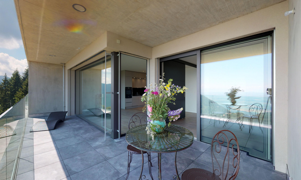 Apartment  for sale in Vaud Les Rasses