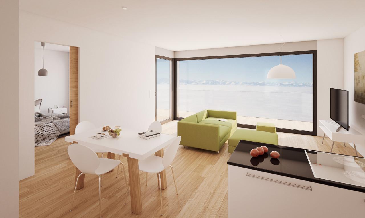 Apartment  for sale in Vaud Sainte-Croix / Les Rasses