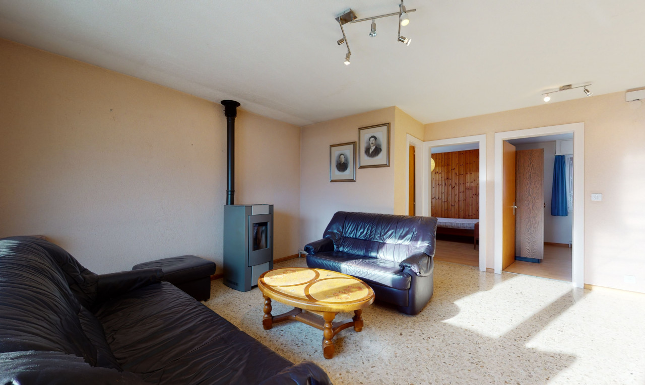 Achetez-le Maison dans Valais Signèse (Ayent)