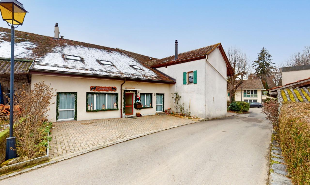 Achetez-le Maison dans Vaud Ecublens VD