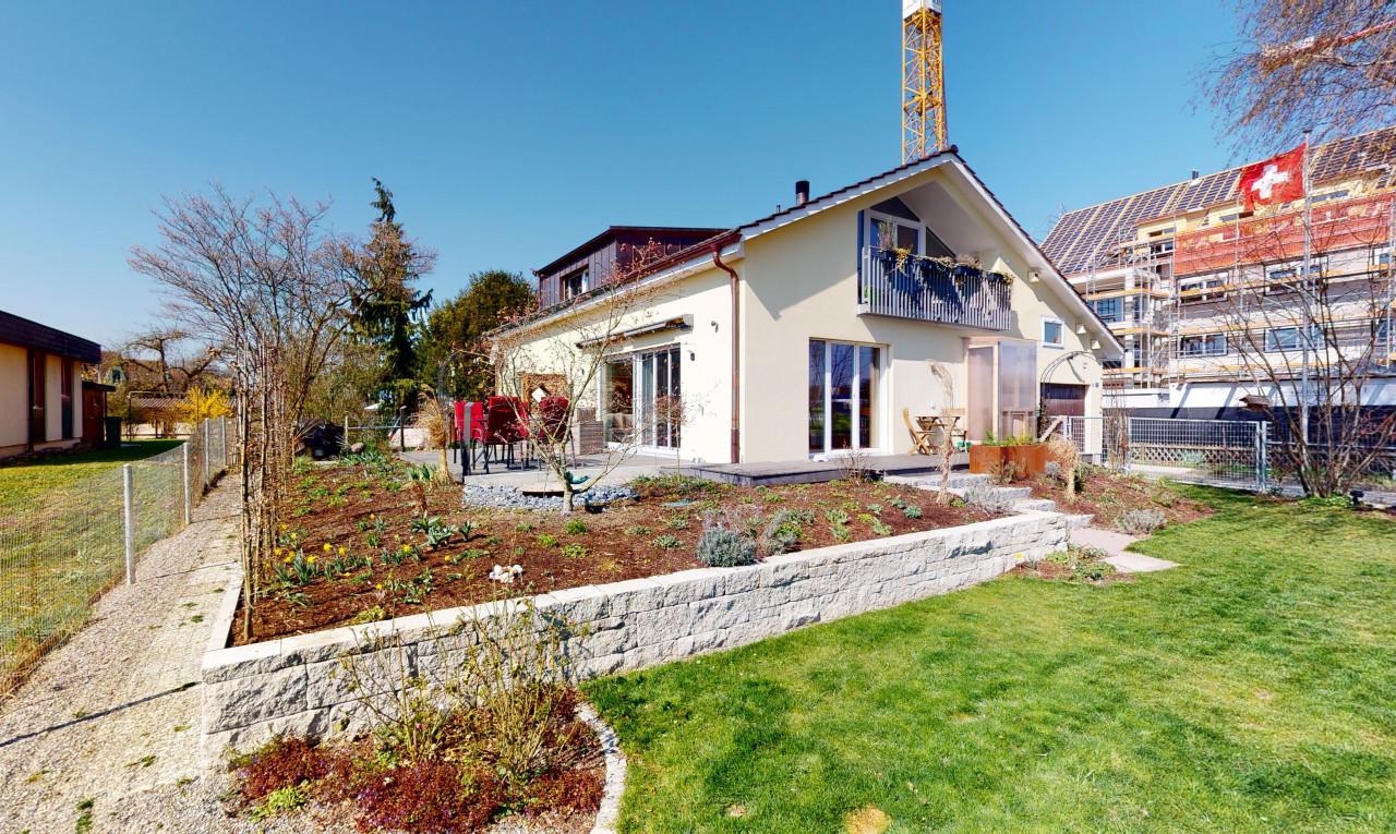 Achetez-le Maison dans Thurgovie Müllheim Dorf