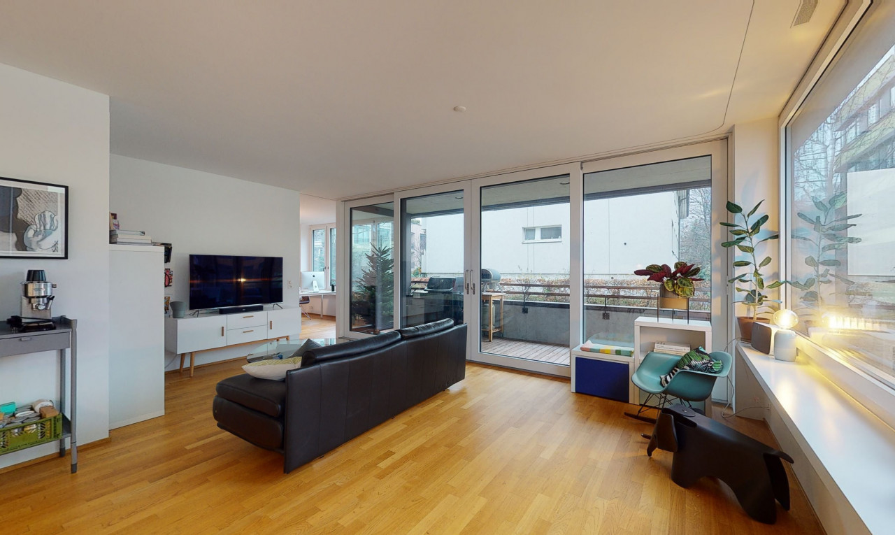 Buy it Apartment in Basel-Country Allschwil