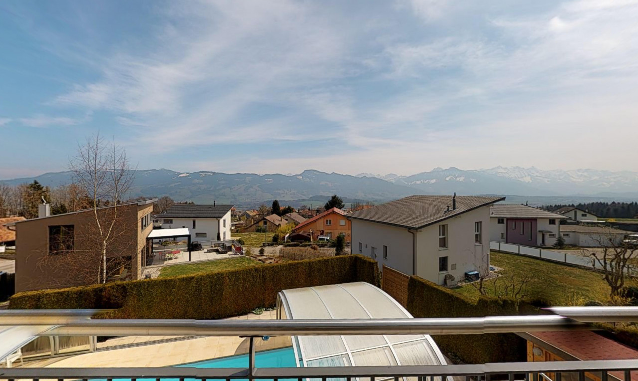 Buy it House in Fribourg Sorens