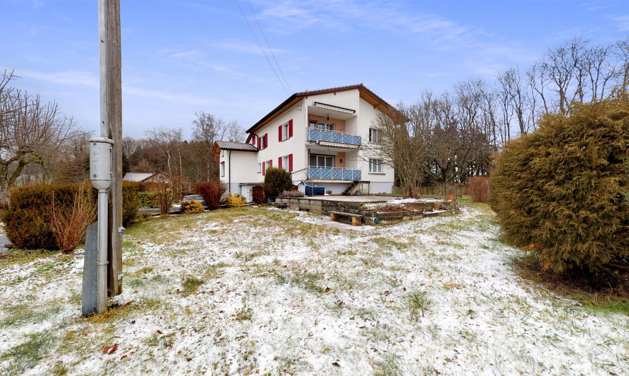Immeuble de rendement  à vendre à Vaud Grandvaux