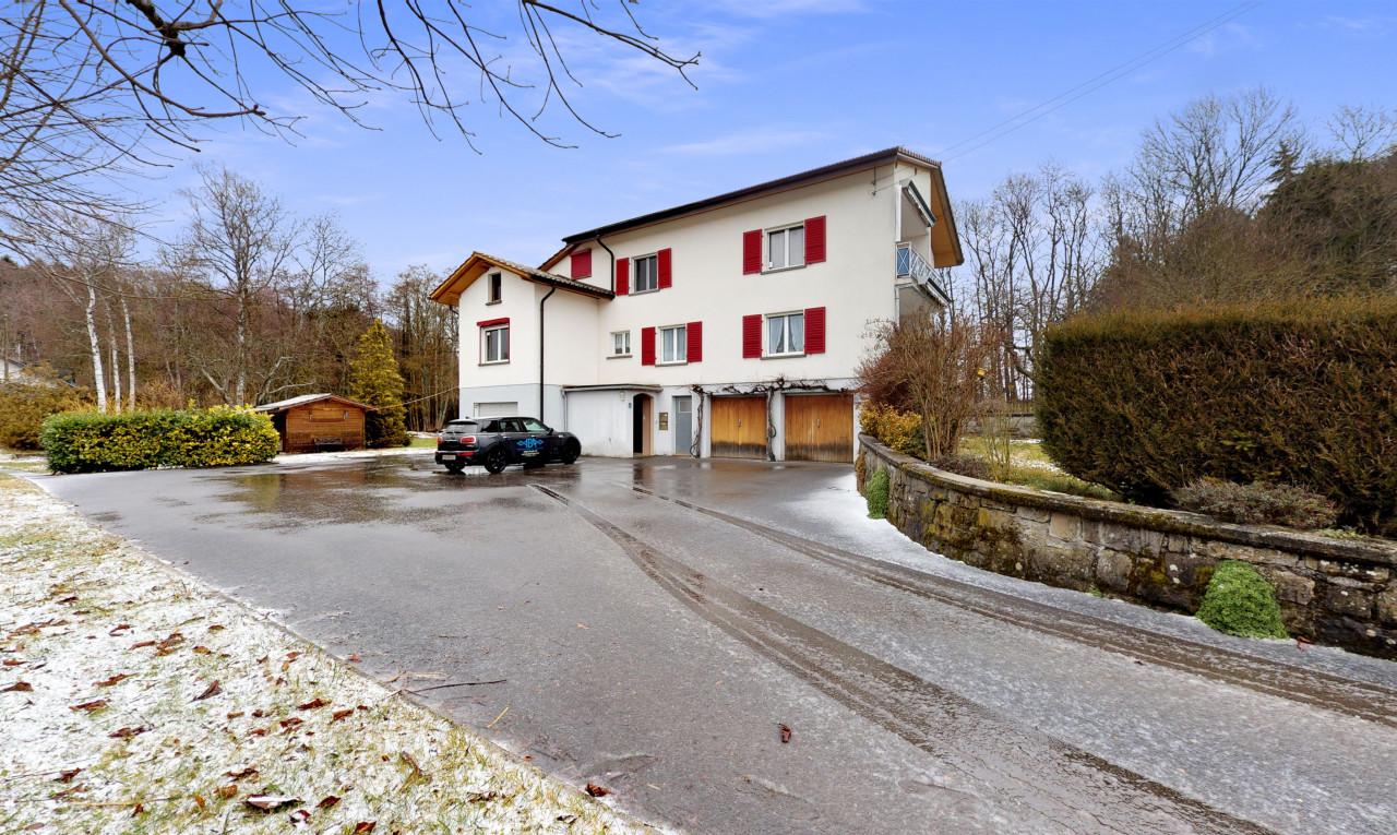 Achetez-le Immeuble de rendement dans Vaud Grandvaux
