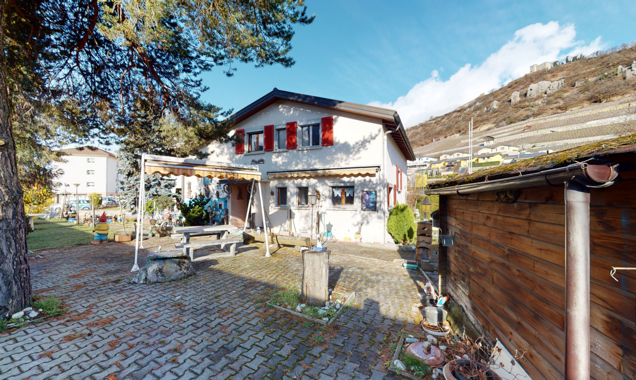 House  for sale in Valais Sierre
