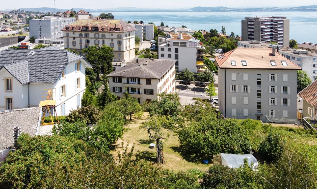 Terrain à vendre à Neuchâtel Neuchâtel