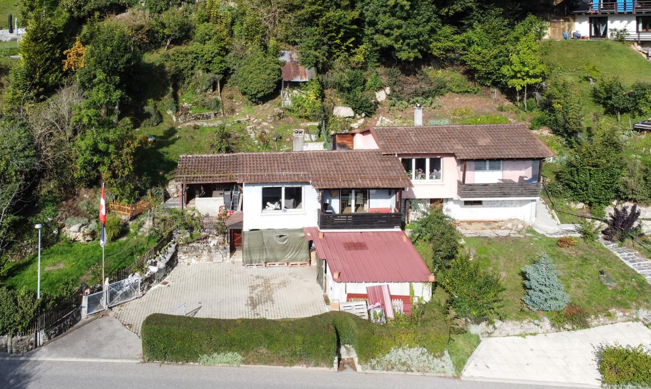 Achetez-le Maison dans Vaud Chardonne
