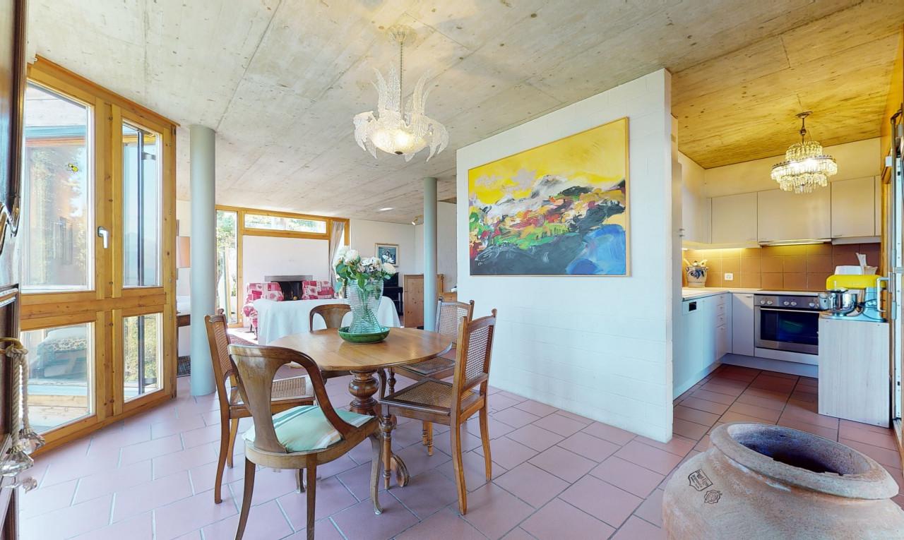 Achetez-le Maison dans Valais Choëx