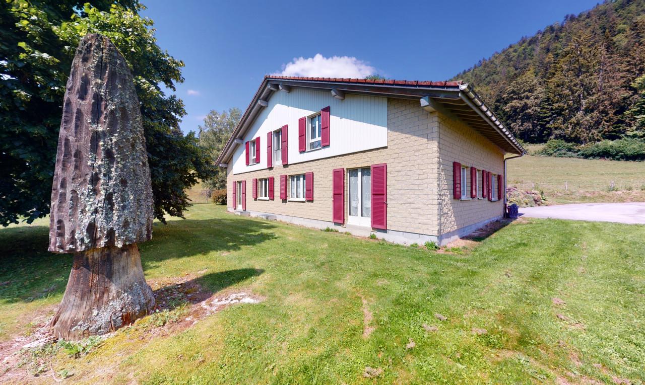 Maison à vendre à Neuchâtel Travers