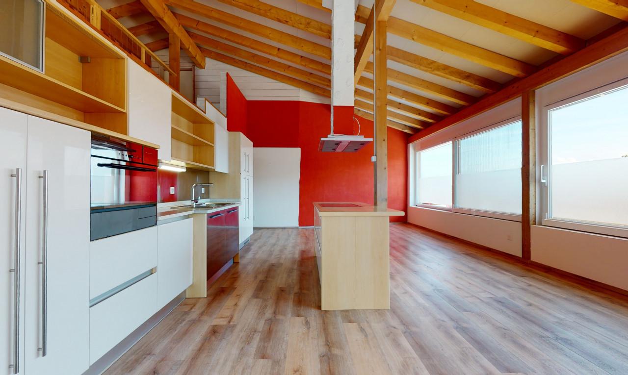 Achetez-le Maison dans Fribourg Chavannes-sous-Orsonnens