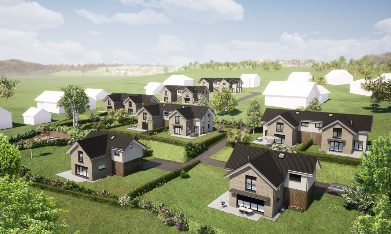 Achetez-le Maison dans Vaud Savigny