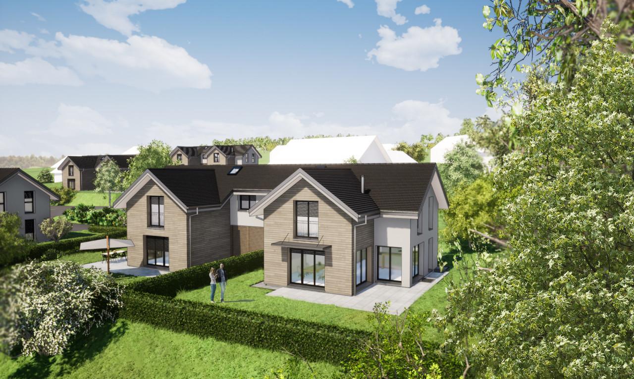 Maison à vendre à Vaud Savigny
