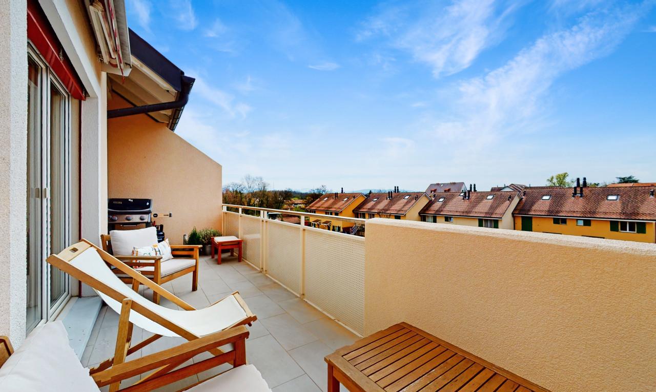Achetez-le Appartement dans Vaud Crassier