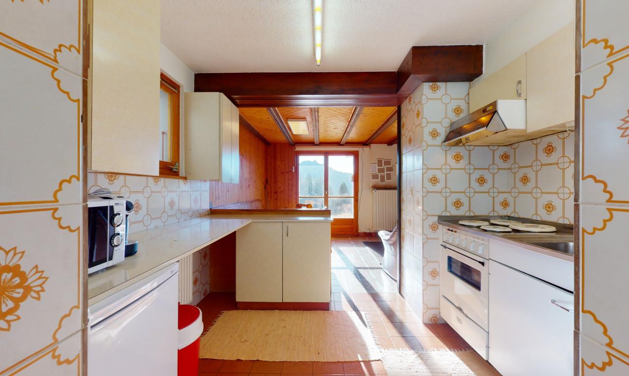 Achetez-le Maison dans Valais Ovronnaz